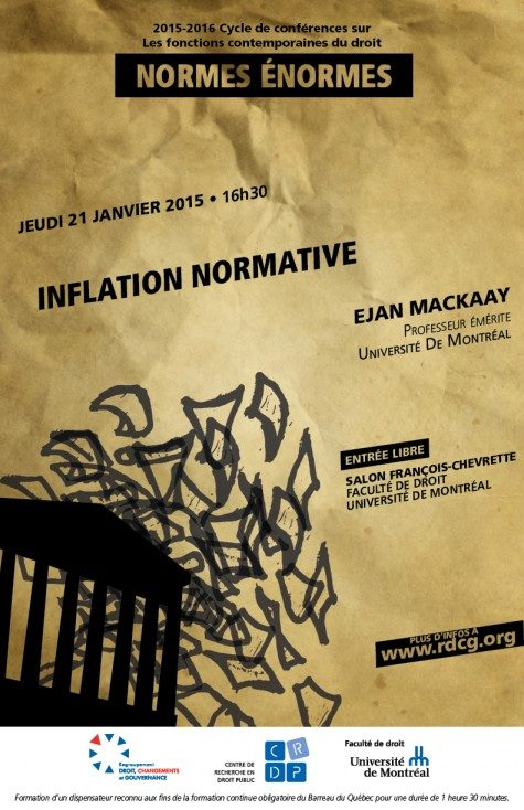 inflation normative